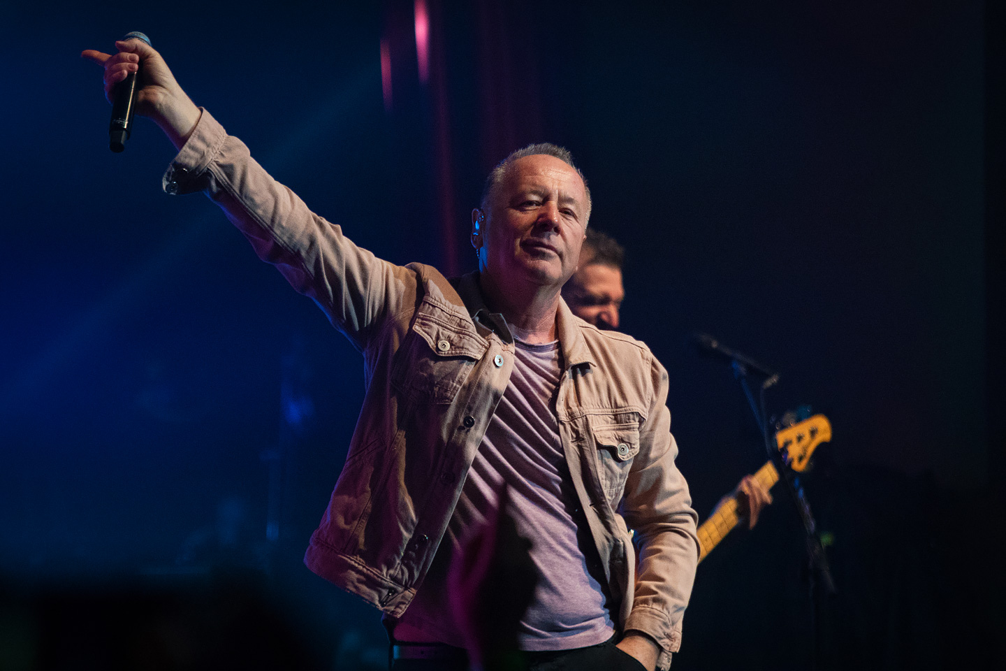 Simple Minds - Denver Concert Photos 2018 - Paramount Theatre