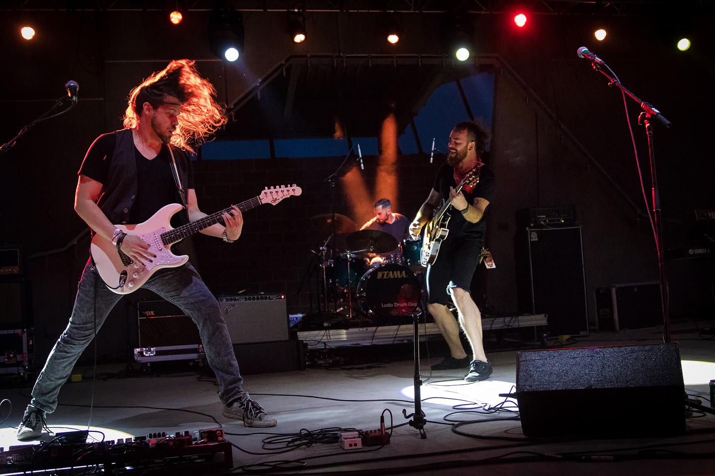 The Hollow - Denver Music Scene - Levitt Pavilion Denver