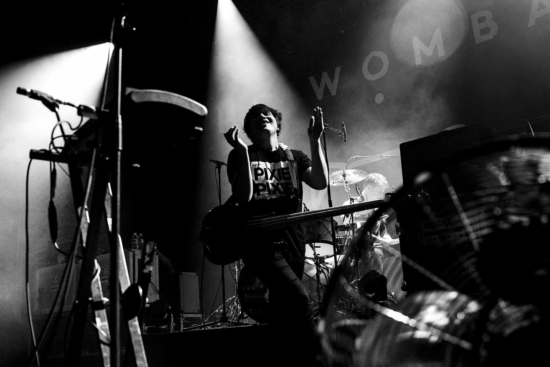 The Wombats / Barns Courtney - Denver Concert Photos - Ogden Theatre
