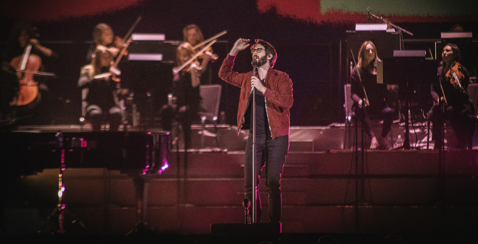 Josh Groban and Idina Menzel Concert Photos Denver
