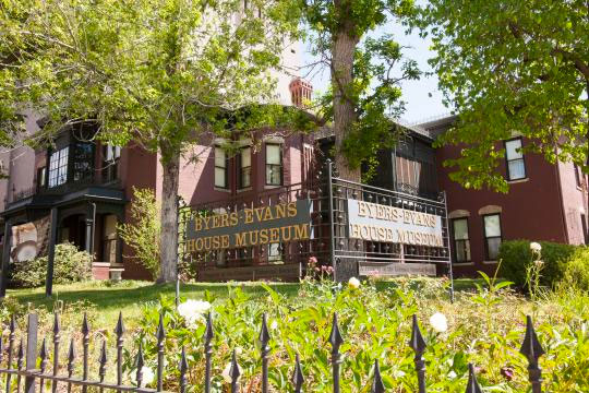 Things to Do in Denver - Byers Evans House Denver