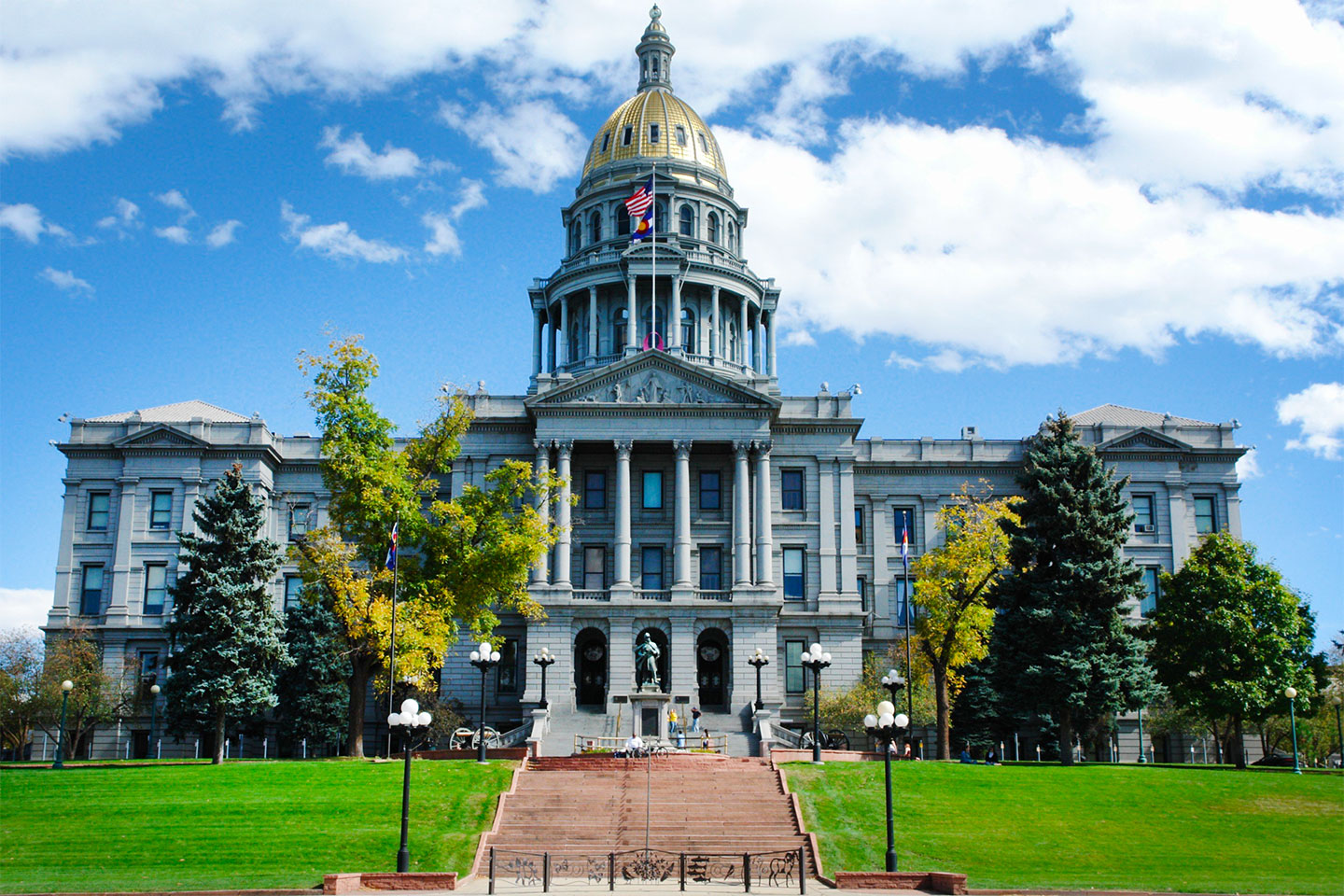 Things to Do in Denver - Colorado State Capitol Building in Denver