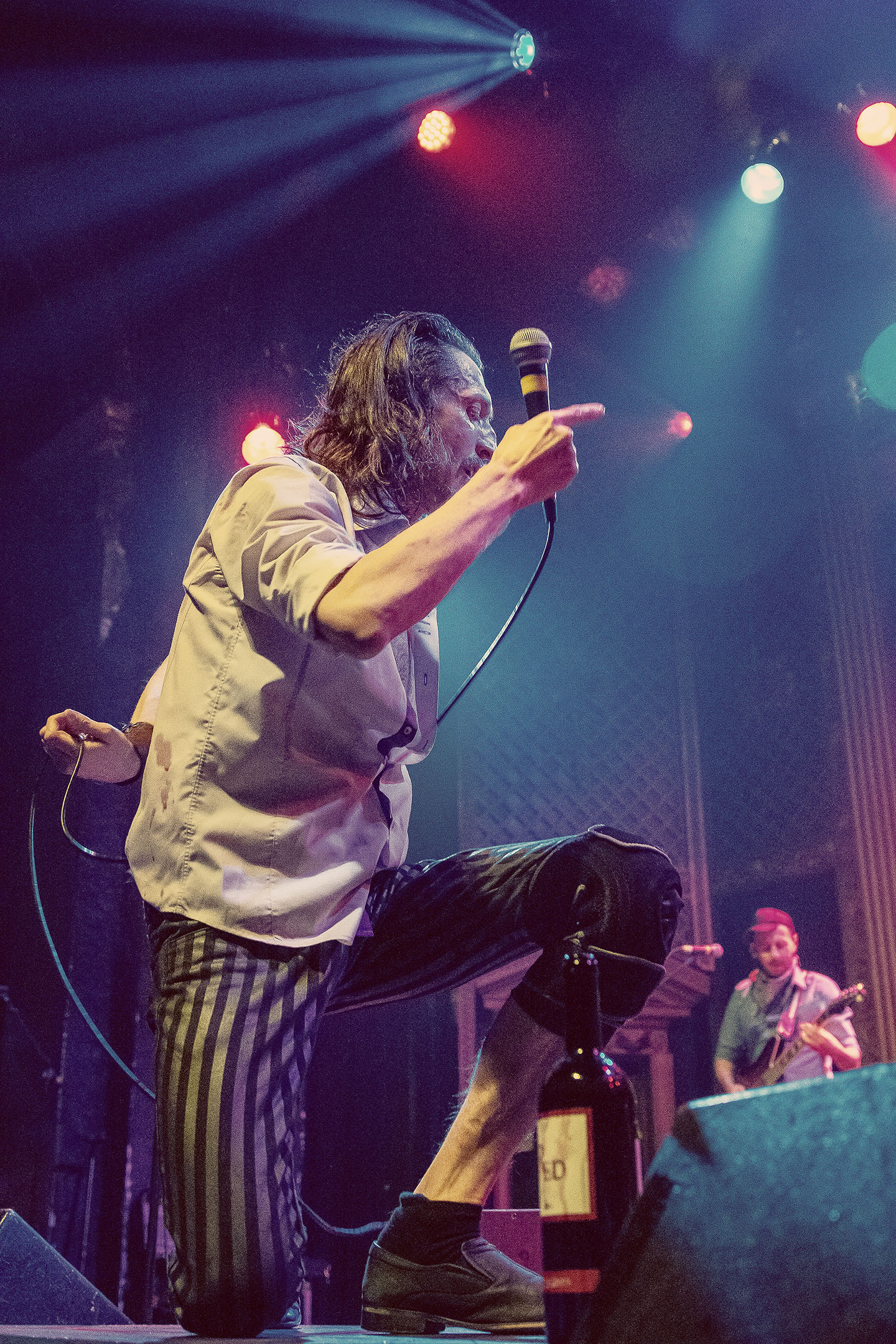 Gogol Bordello - Denver Concert Photos - Ogden Theatre