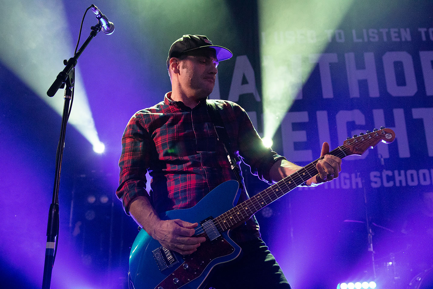 Silverstein and Hawthorne Heights at Denver's Oriental Theater
