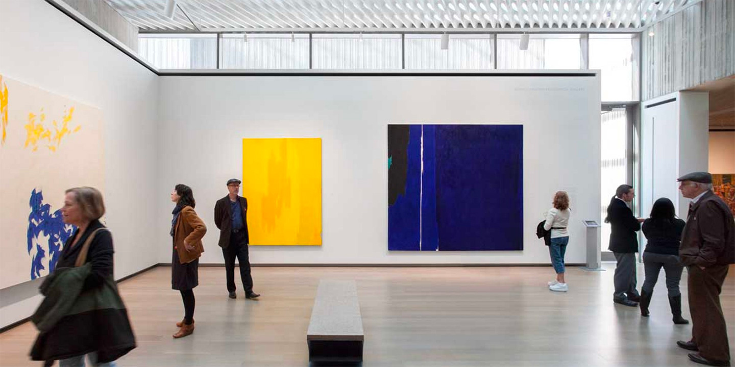 Things to Do in Denver - Clyfford Still Museum