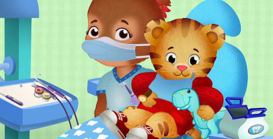 Daniel Tiger's Neighborhood - First Dentist Visit