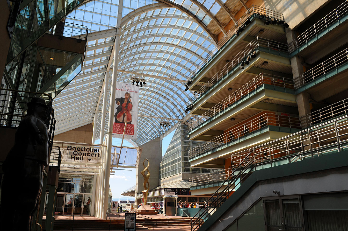 Things to Do in Denver - Denver Performing Arts Complex