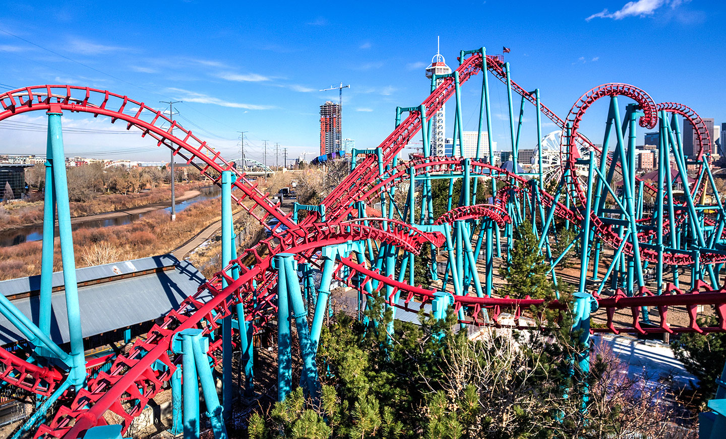 Things to Do in Denver - Elitch Gardens Amusement Park