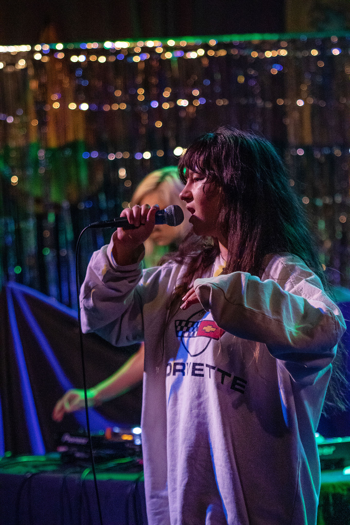 Gnash and Mallrat at Bluebird Theater - Denver Concert Photos