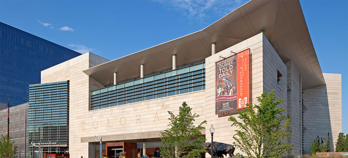 Things to Do in Denver - Colorado History Center
