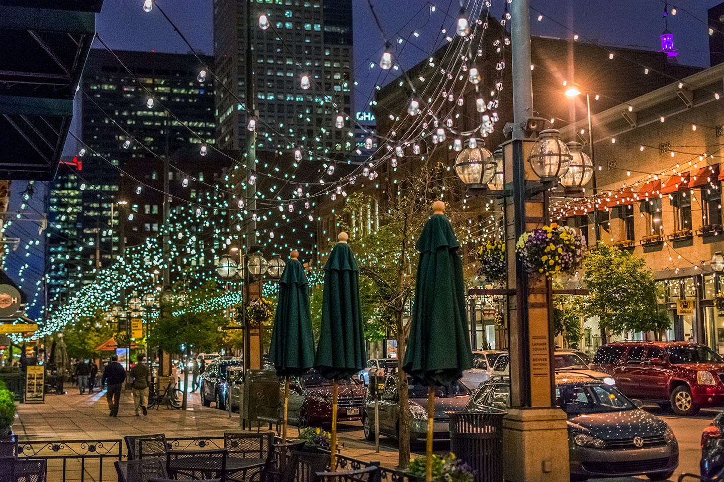 Things to Do in Denver - Larimer Square