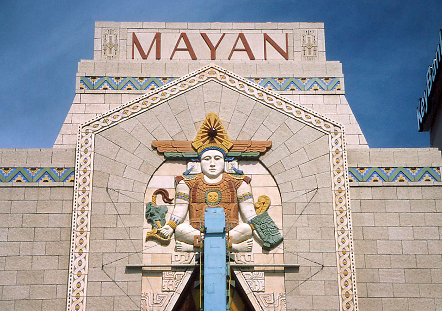 Things to Do in Denver - Mayan Theater