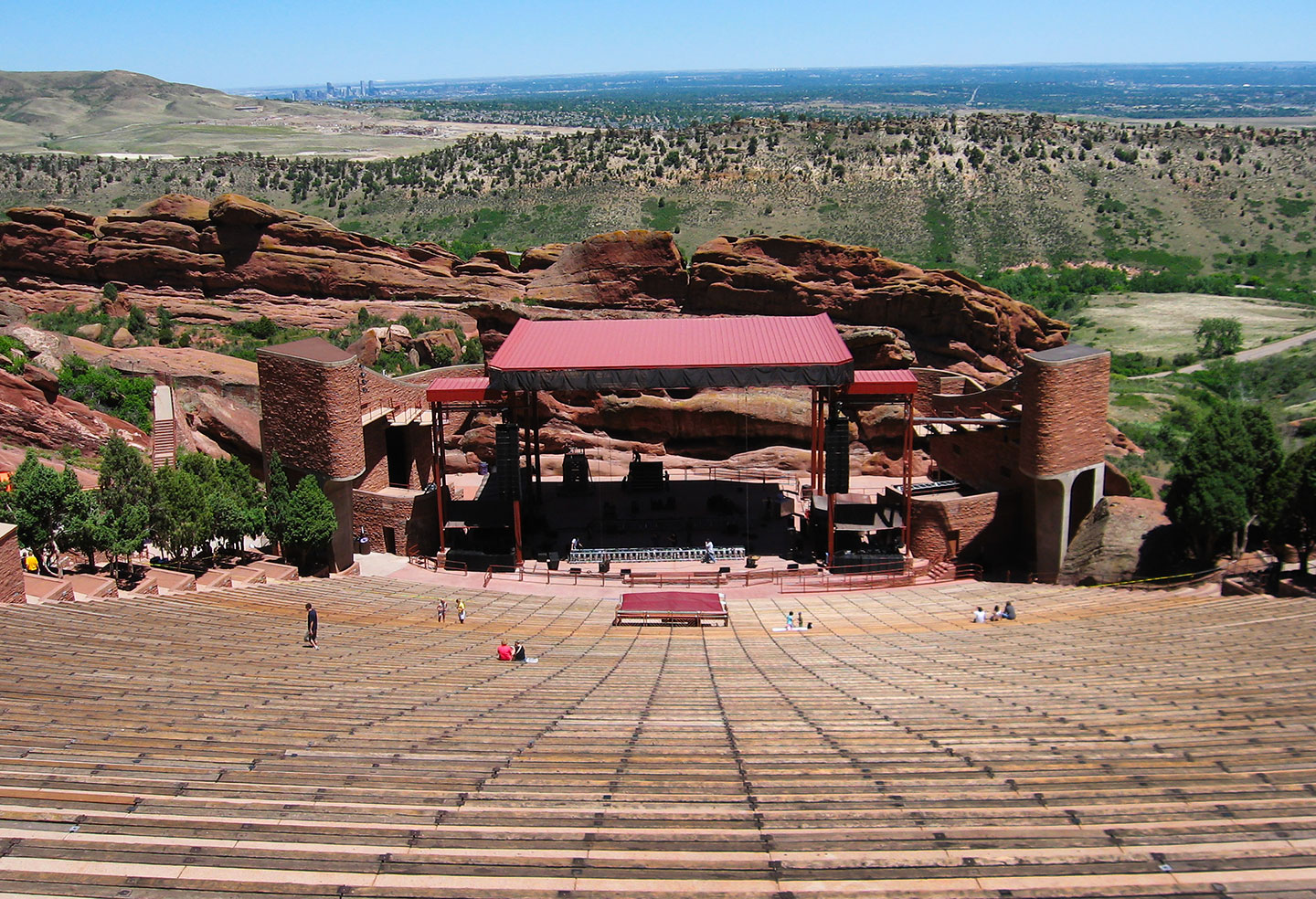 Things to Do in Denver - Red Rock