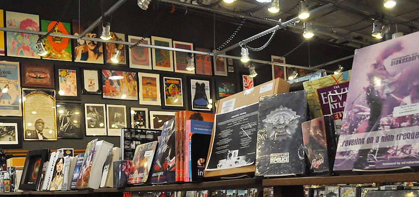 Things to Do in Denver - Twist & Shout Record Store