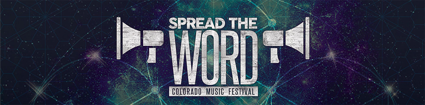 Spread The Word Music Festival - Lineup 2019 - Colorado Music & Denver Bands
