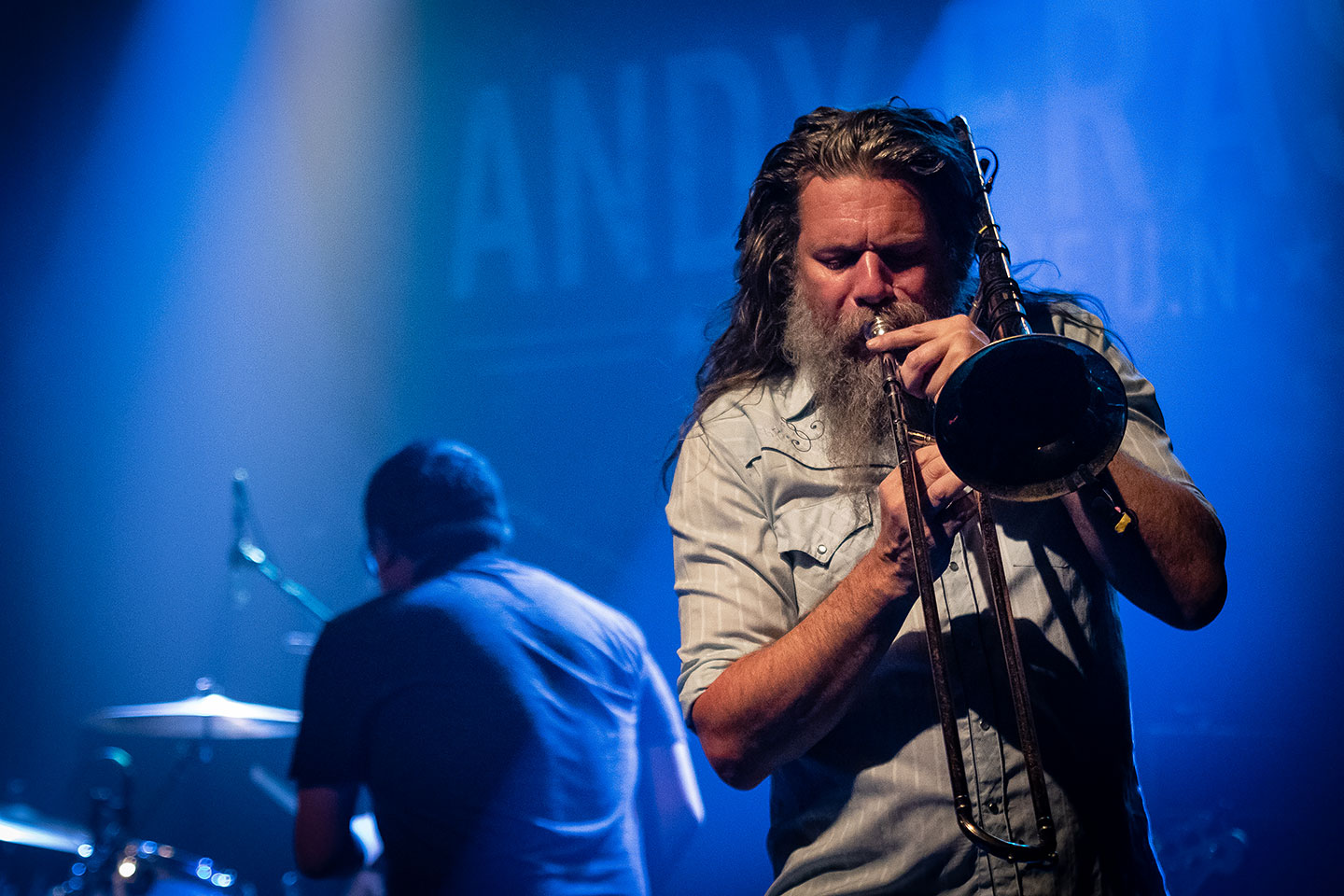 Andy Frasco & The UN - Bluebird Theater - Denver Concert Photos