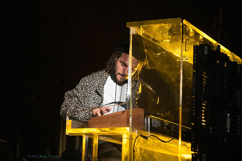 FKJ at Ogden Theatre - Denver Concert Photos