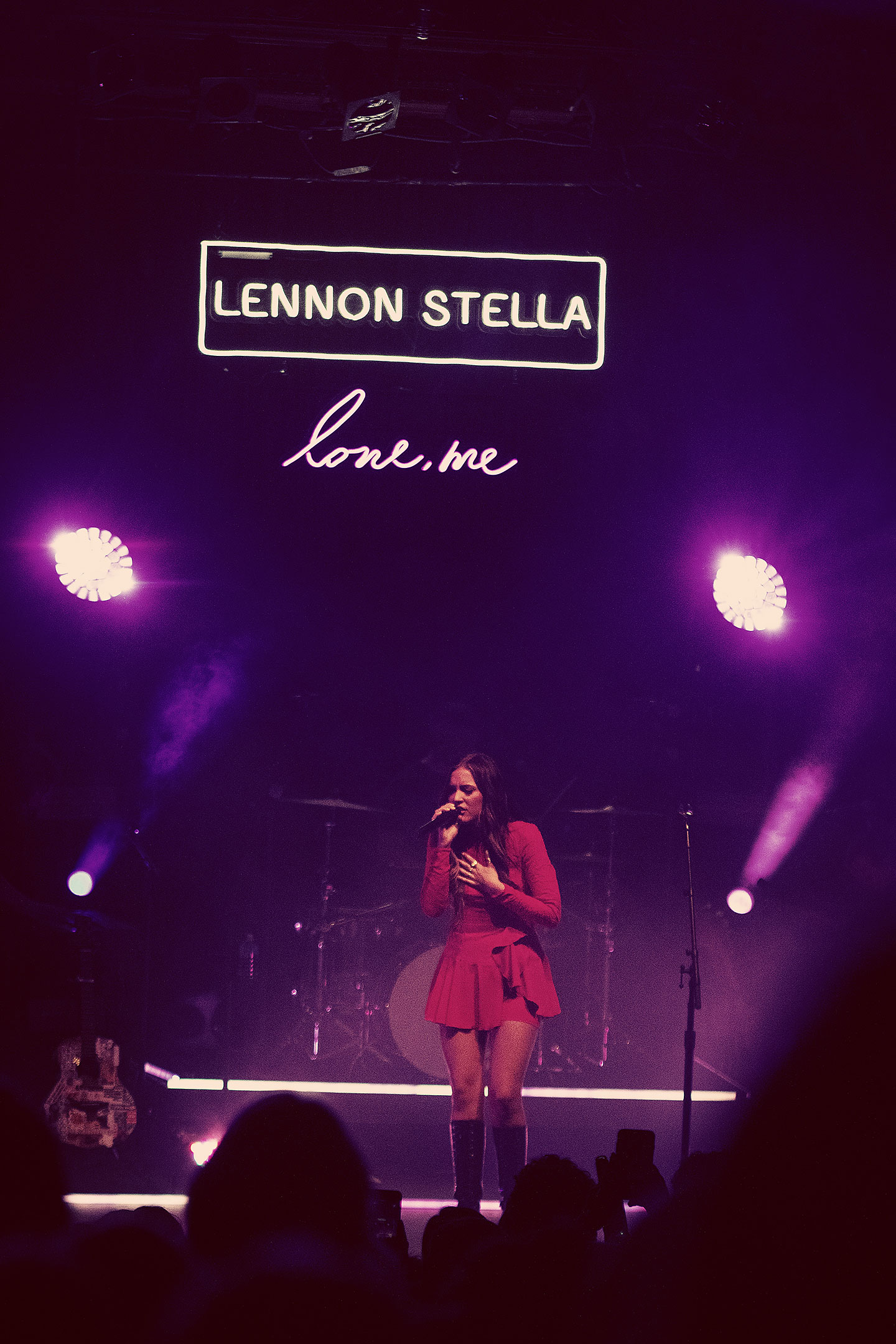 Lennon Stella and Valley - Ogden Theatre - Denver Concert Photos