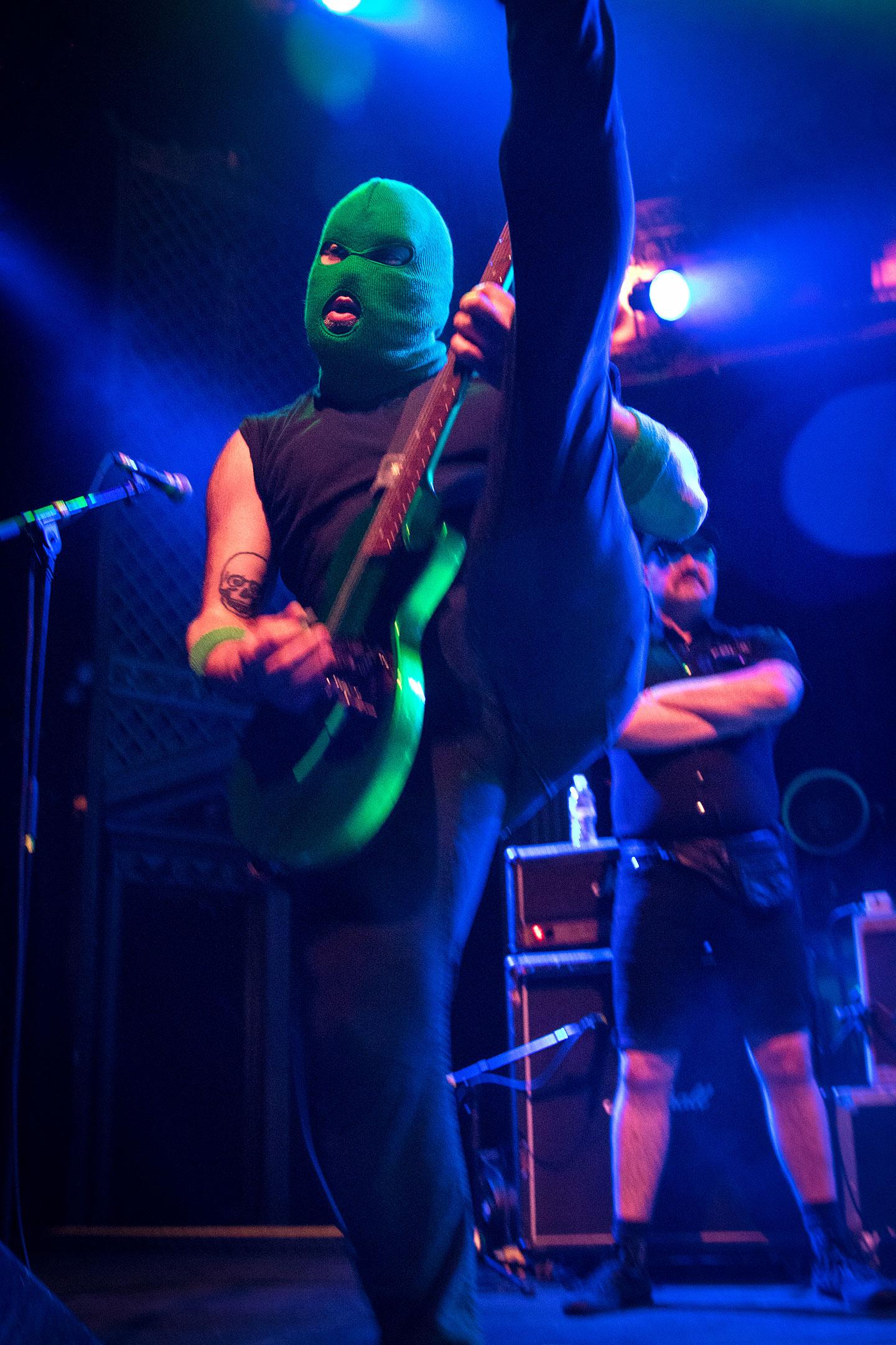 The Interrupters and Masked Intruder at Ogden Theatre - Denver Concert Photos