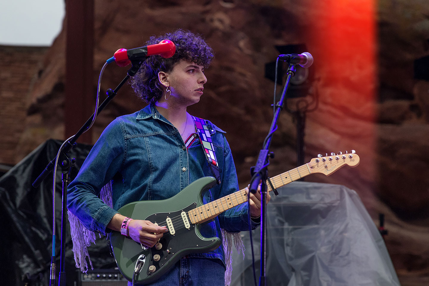 Interpol, Car Seat Headrest, Japanese Breakfast & Sunflower Bean at Red Rocks - Denver Concert Photos