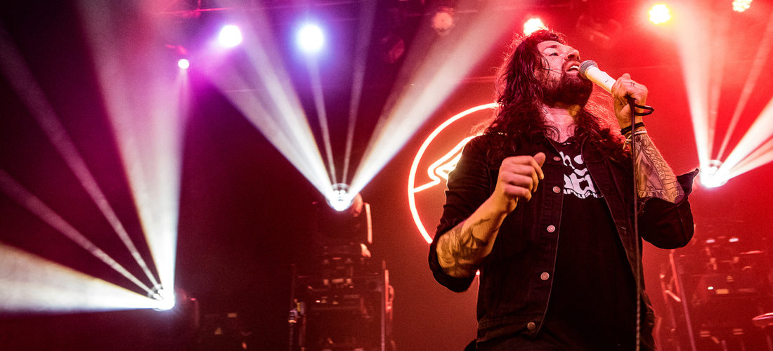 Taking Back Sunday 20th Anniversary at Summit Denver With The Maine