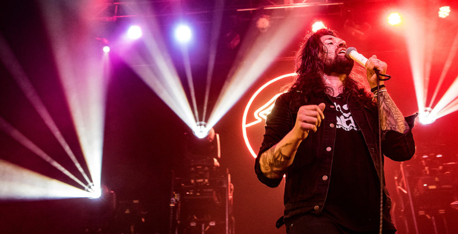 Taking Back Sunday - Denver Concert Photos