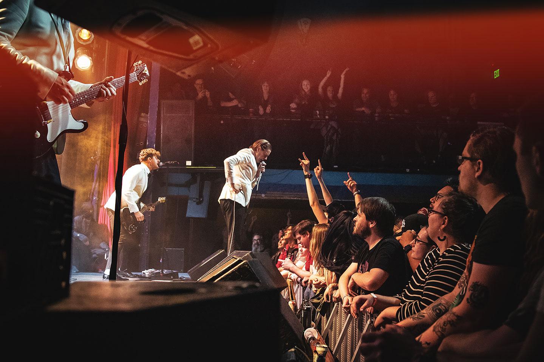 The Hives - Denver Concert Photos - Gothic Theatre 2019