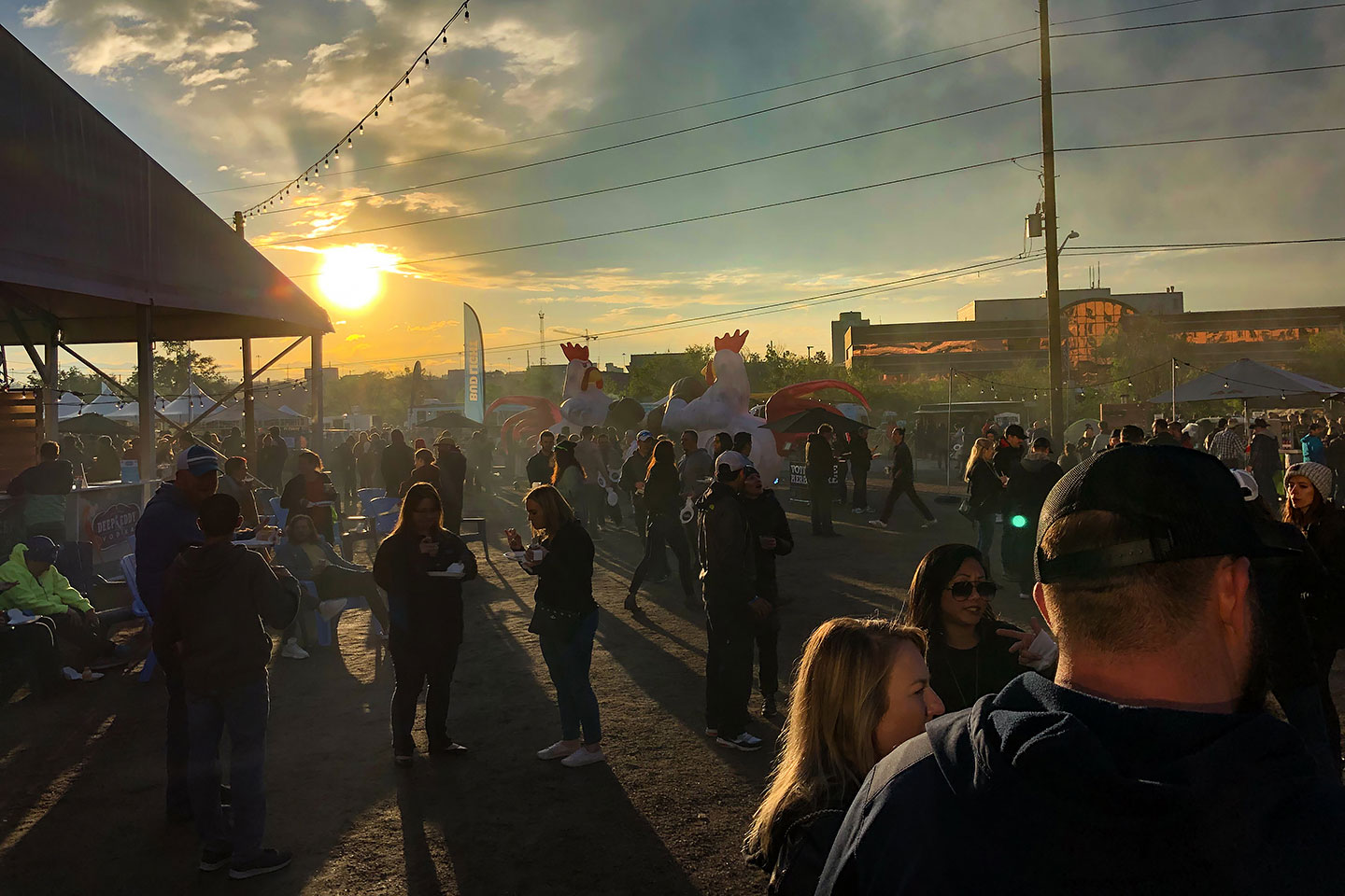 Chicken Fight Fest Denver 2019 - Food and Drink Tasting Event