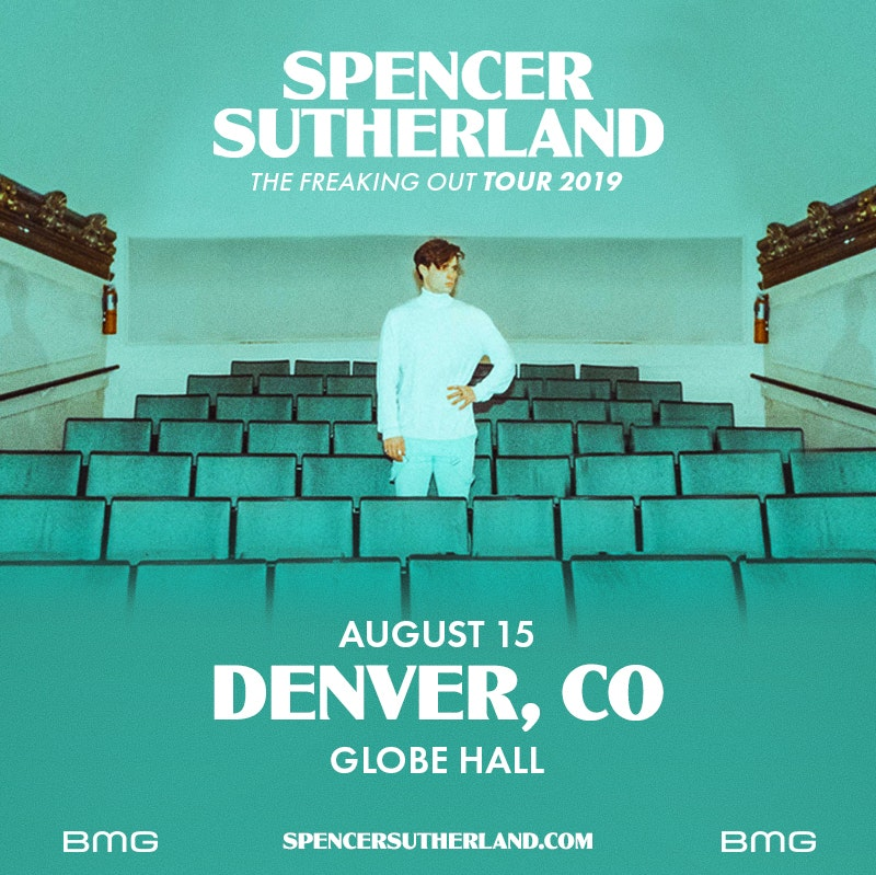 Spencer Sutherland Interview
