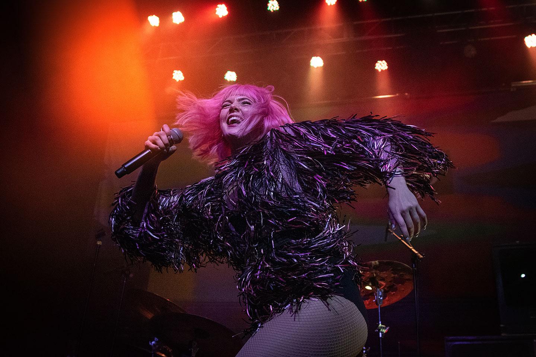 Betty Who - Denver Concert Photos - Summit Music Hall