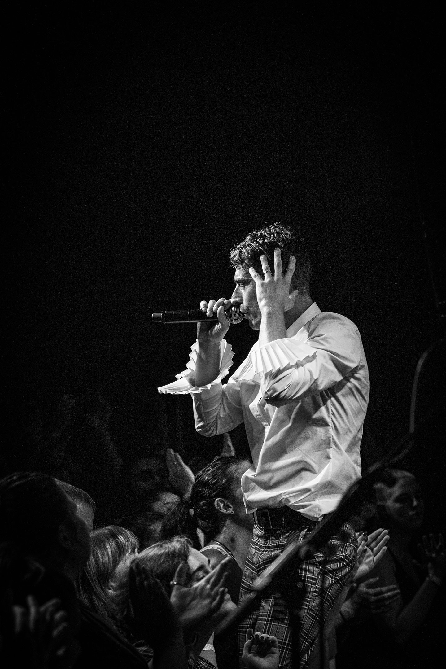 New Politics - Denver Photos - Marquis Theater