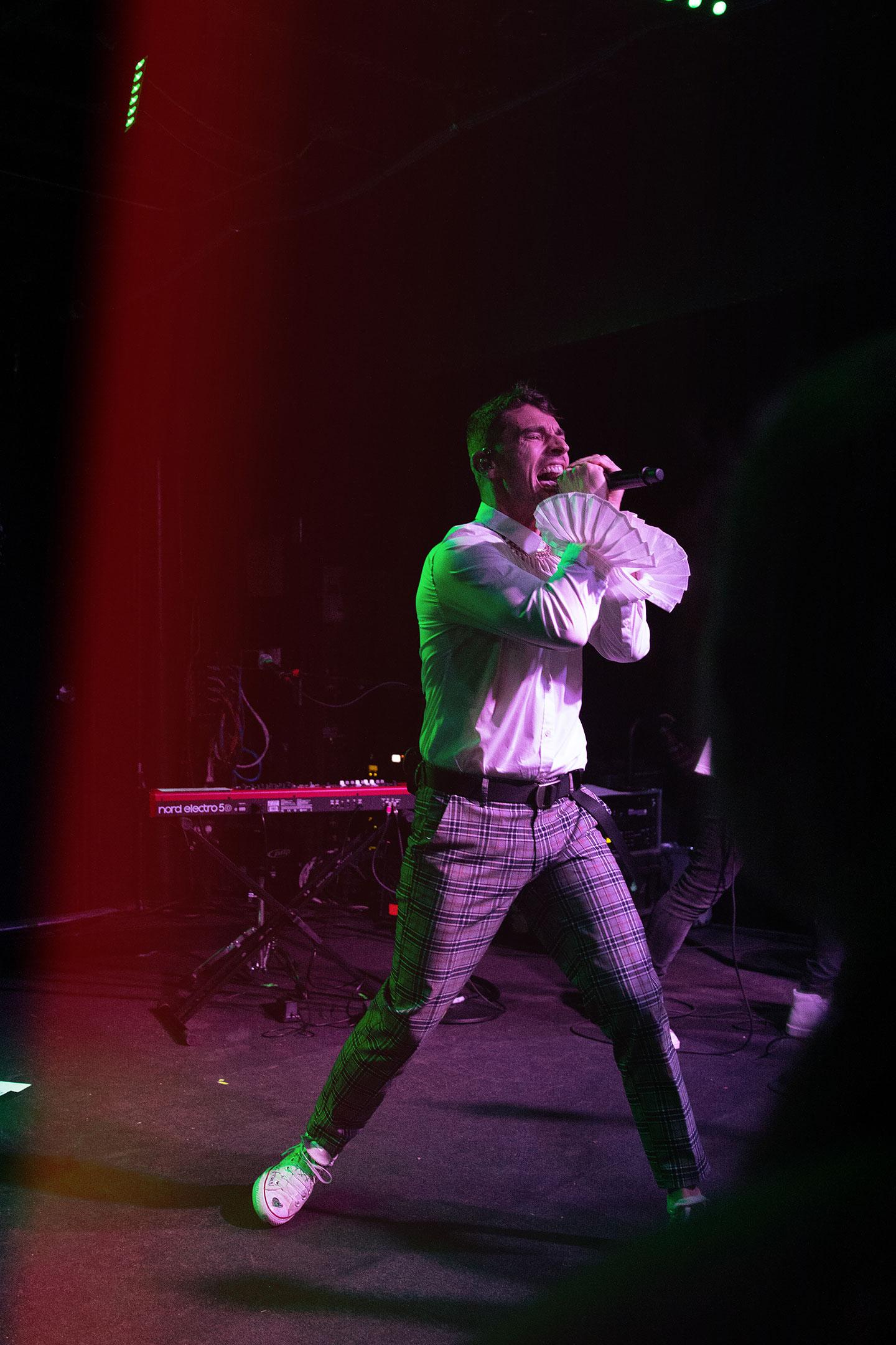New Politics - Denver Photos - Marquis Theater