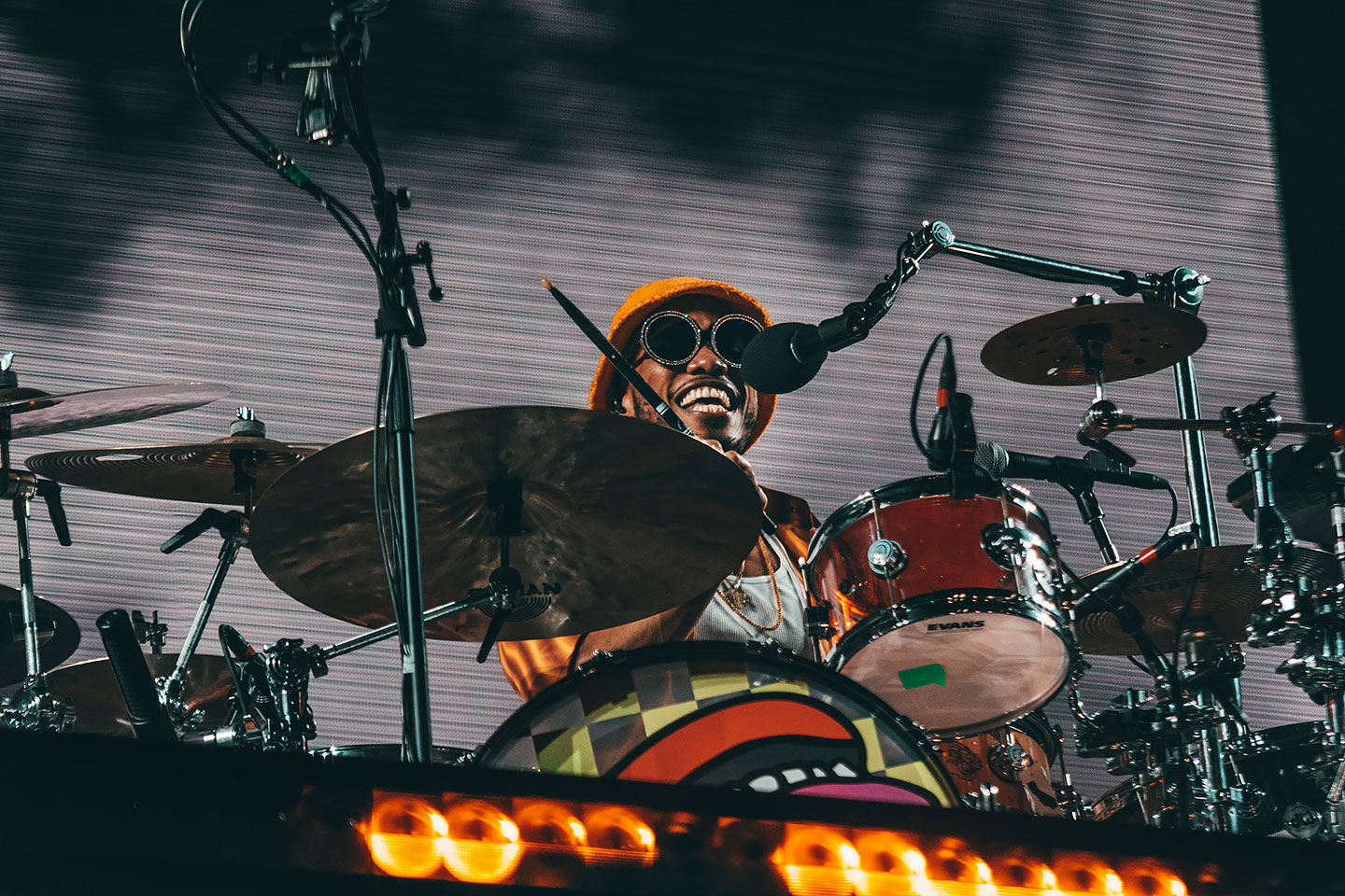 Anderson .Paak at Red Rocks - Denver Concert Photos