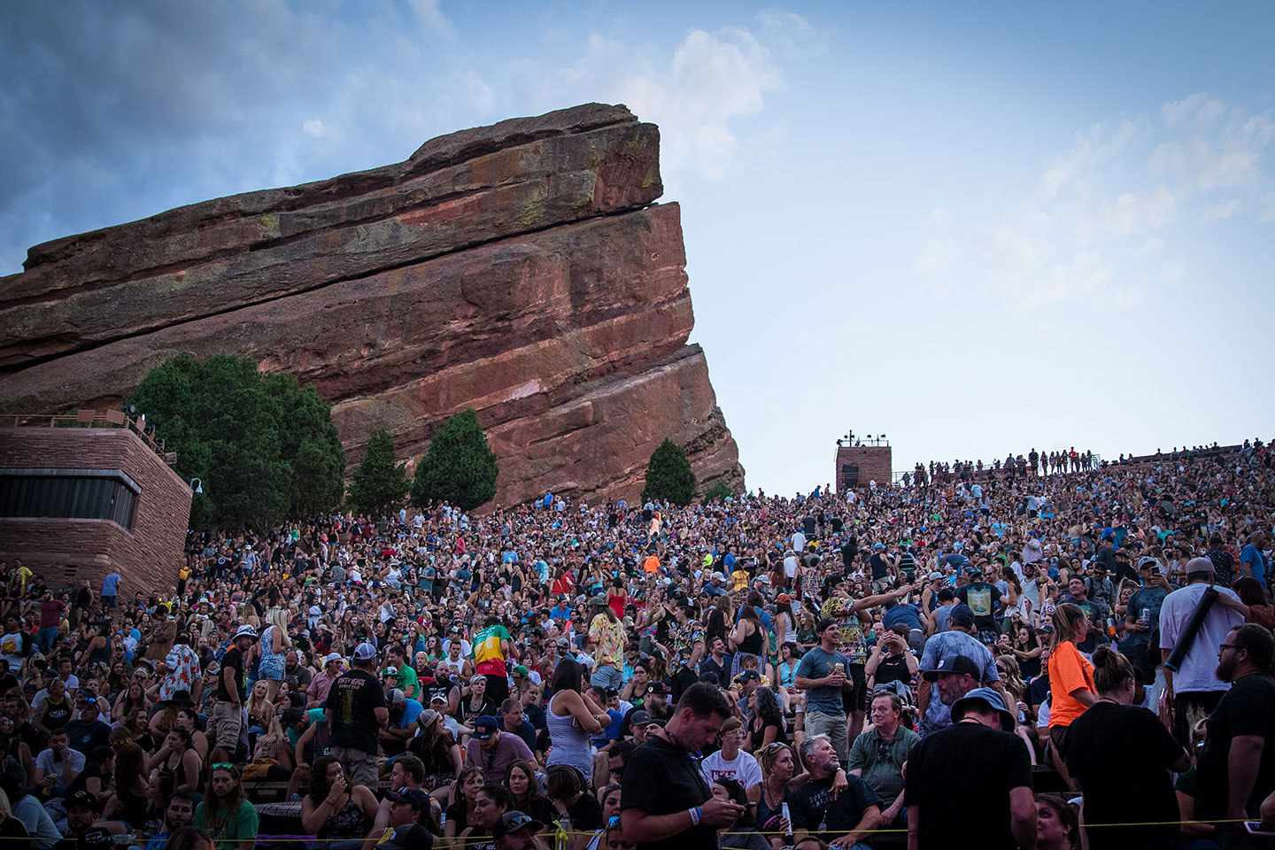 Dirty Heads, The Interrupters and Dreamers at Red Rocks - Denver Concert Photos