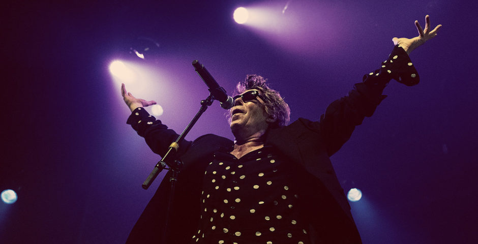 Psychedelic Furs & James - Odgen Theater Denver - Concert Photos and Review