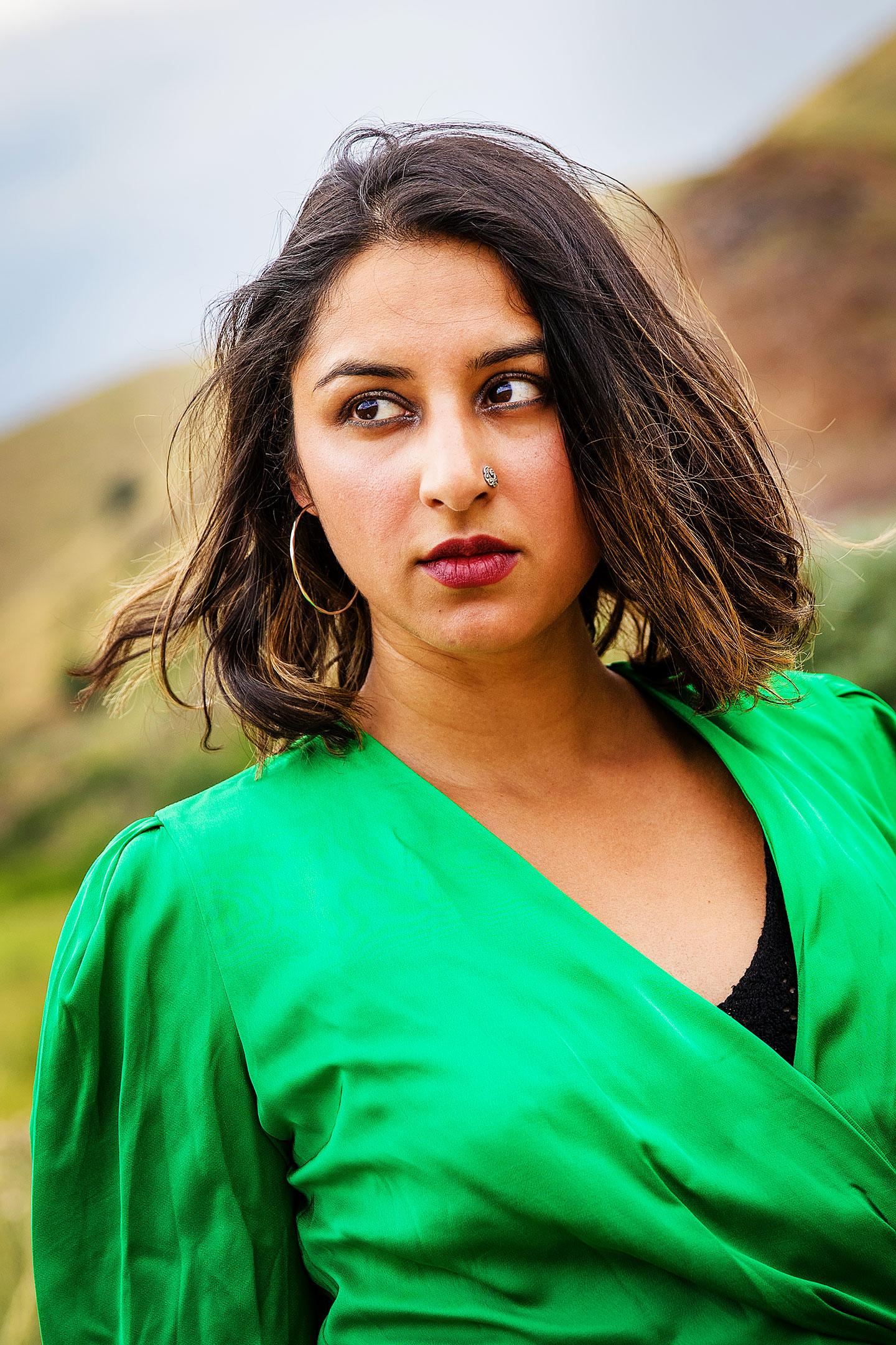Denver Portraits - Southwestern Style - Red Rocks