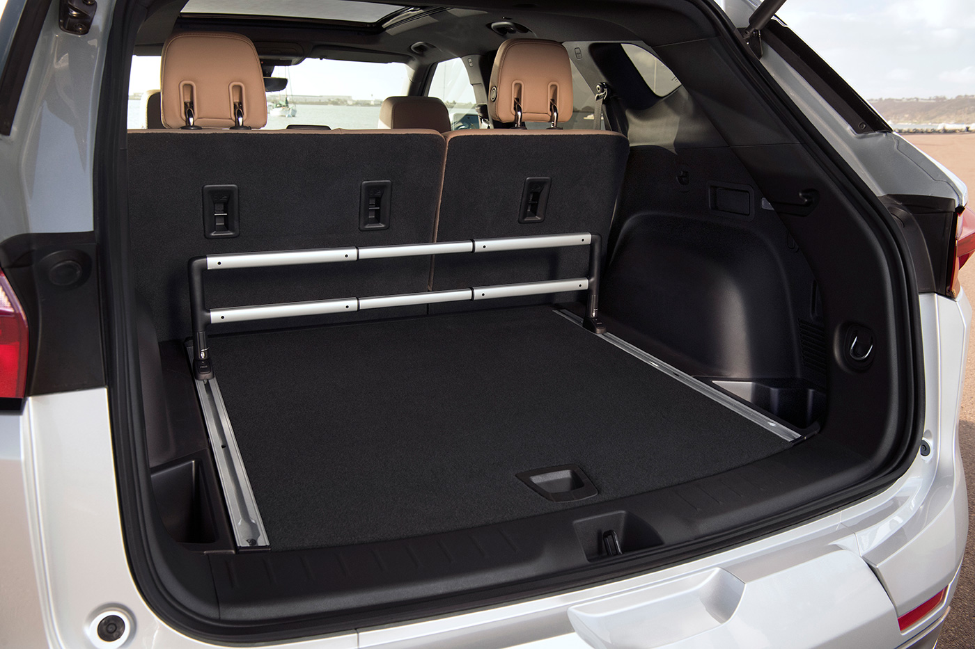2019 Chevy Blazer - Trunk Space