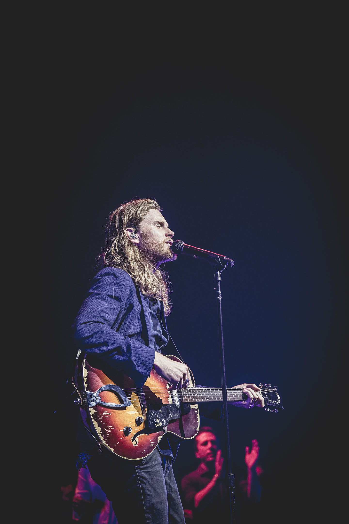 The Lumineers - Mission Ballroom - Denver Concert Photos