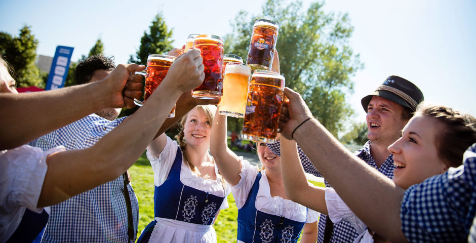 Oktoberfest - Budweiser - Fort Collins Colorado