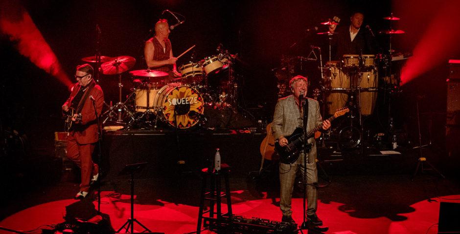 Squeeze Concert Photos and Review - Denver, Arvada Center