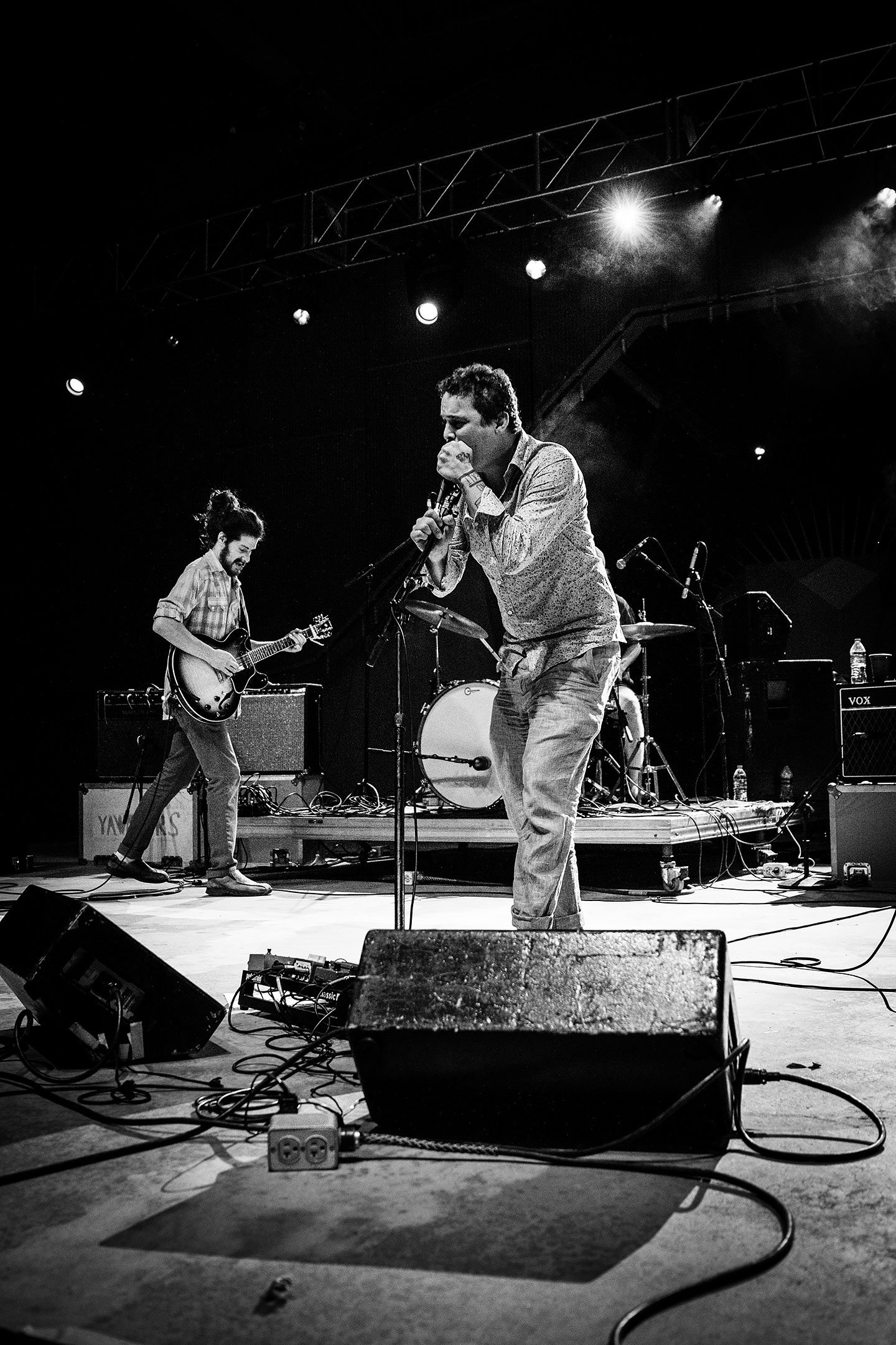 The Yawpers and CITRA - Denver Bands - Levitt Pavilion