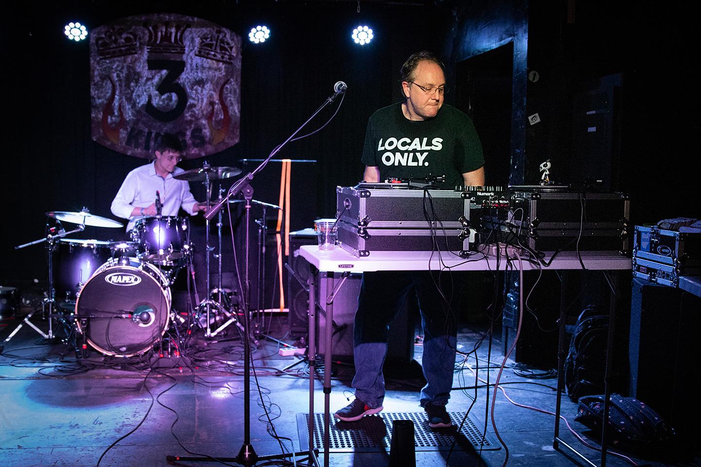 DJ Alf - Denver Music Scene - Locals Only