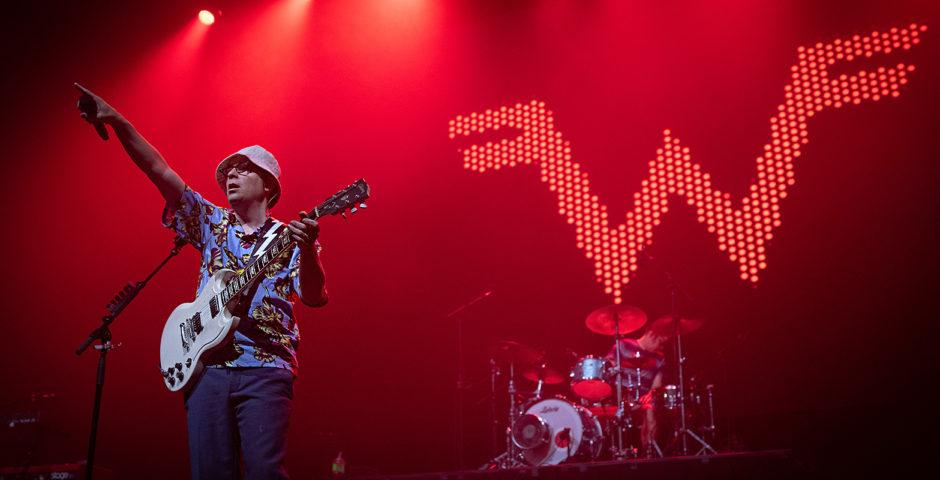 Weezer at Mission Ballroom for KTCL Channel 93.3's Uniconcert - Denver Concert Photos