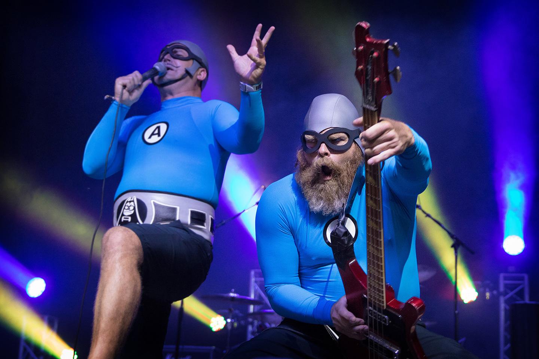 Aquabats Interview - Bat Commander - Denver Concert at Gothic Theater