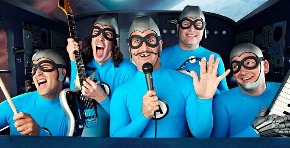 Aquabats Interview - Bat Commander - Denver Concert at Gothic Theater