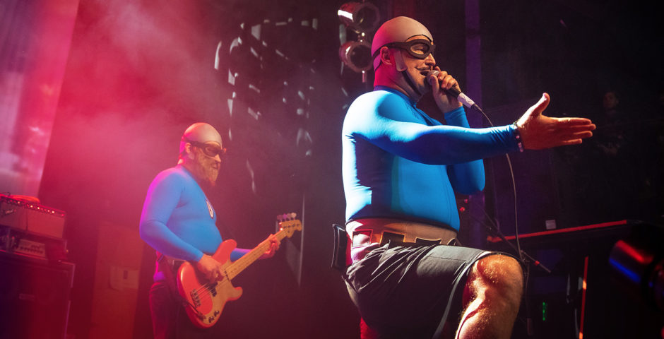 The Aquabats and PPL MVR - Denver Concert Photos - Gothic Theatre