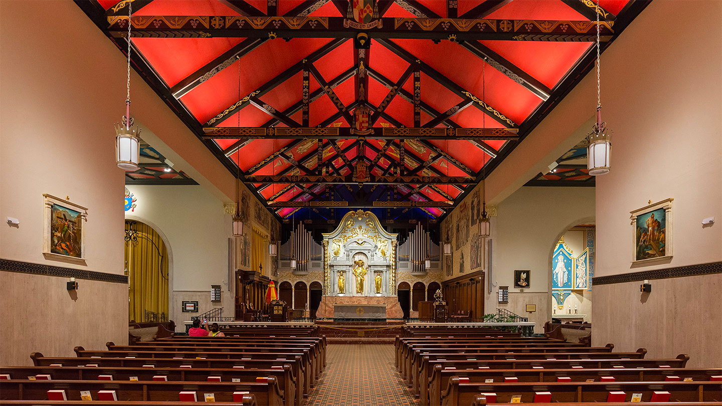 List of Fun Things To Do In St. Augustine, Florida - Cathedral Basilica of St. Augustine