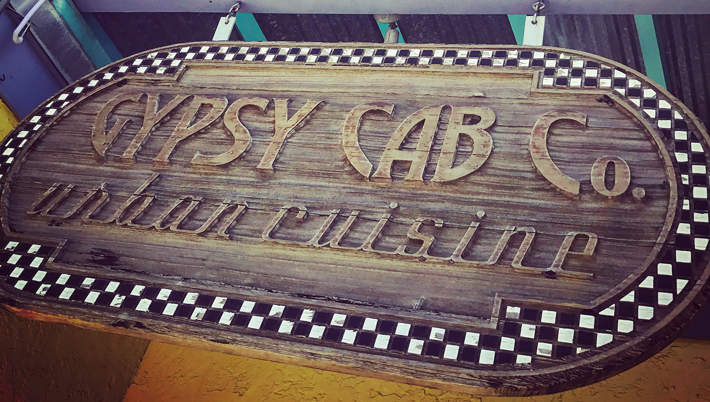 List of Fun Things To Do In St. Augustine, Florida - Gypsy Cab Company Restaurant