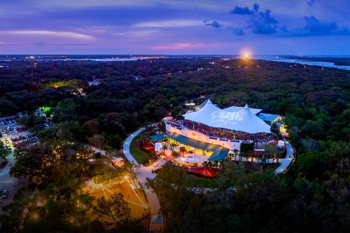 List of Fun Things To Do In St. Augustine, Florida - St. Augustine Amphitheatre