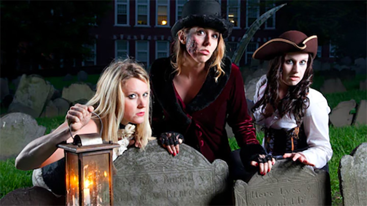 List of Fun Things To Do In St. Augustine, Florida - Haunted Tours